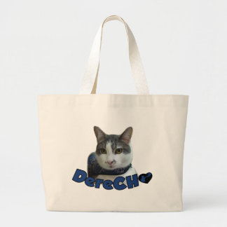 Derecho Products Large Tote Bag