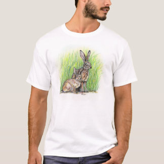 Derechos del conejo playera
