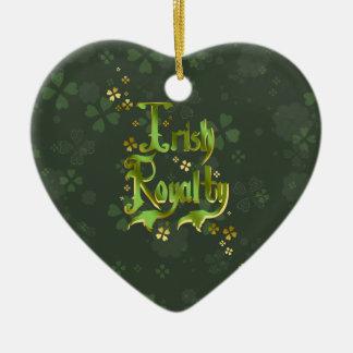Derechos irlandeses ornamento para reyes magos