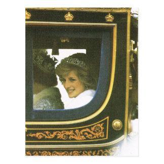 Derechos reina y Diana del vintage
