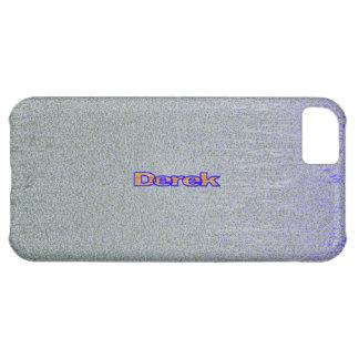 Derek Blue Scratch iPhone 5 case