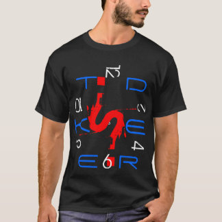 Derekt's Just A Question Of Time T-Shirt