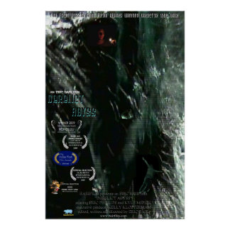 Derelict Abyss Poster
