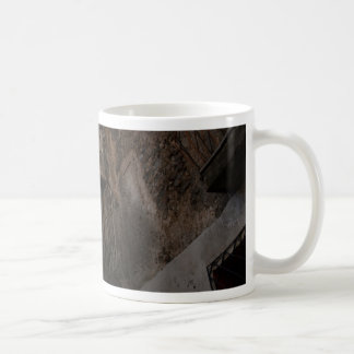 Derelict Ancient Houses Coffee Mug