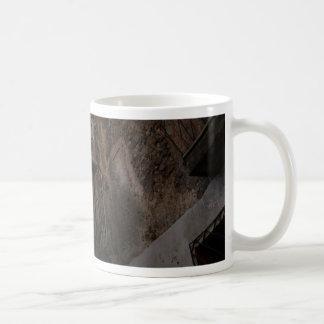 Derelict Ancient Houses Coffee Mug