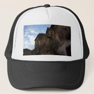 Derelict Ancient Houses Trucker Hat