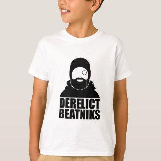 Derelict Beatniks Kids T-Shirt