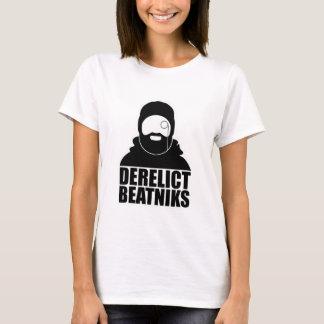 Derelict Beatniks Ladies Basic T-Shirt