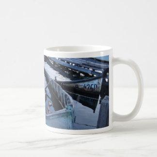 Derelict Fishing Boat Coffee Mug