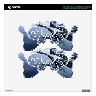 Derelict Fishing Boat PS3 Controller Skin
