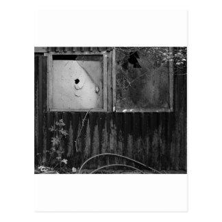 Derelict Postcard
