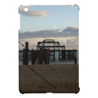 Derelict West Pier Brighton England iPad Mini Covers