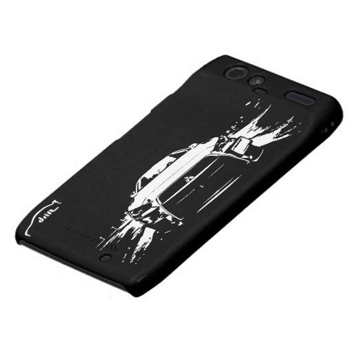 Deriva de EVO X Motorola Droid RAZR Funda