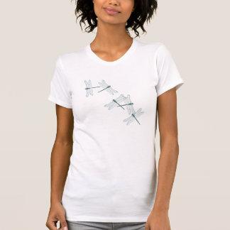Deriva de la libélula camisetas