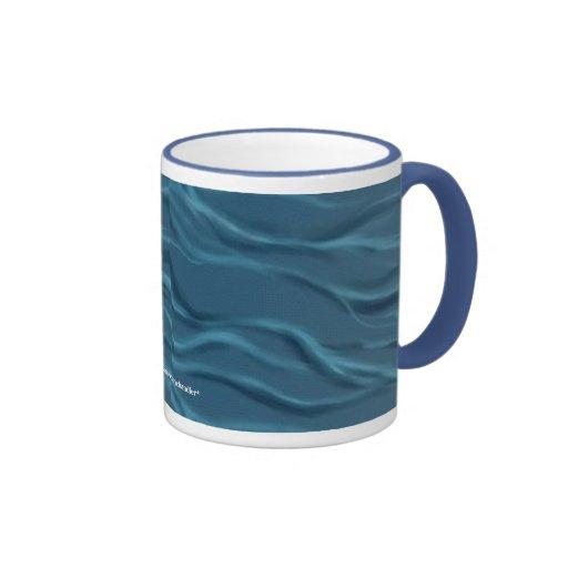 Deriva lejos tazas de café