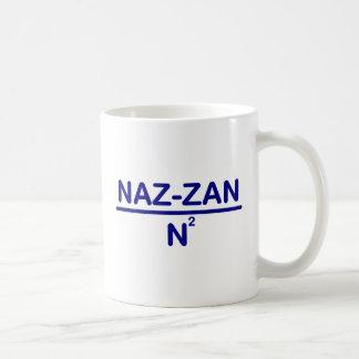 Derivative break coffee mug