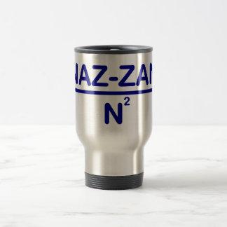 Derivative break travel mug