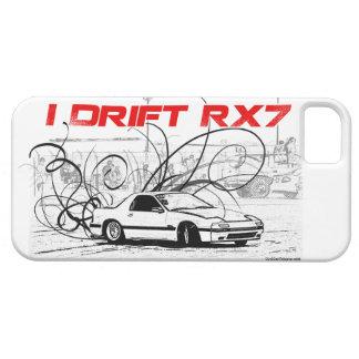 Derivo RX7 iPhone 5 Coberturas