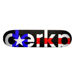 Derk S A Skateboard Deck