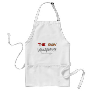 Dermatologist Gifts The Skin Whisperer Adult Apron