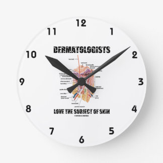 Dermatologists Love The Subject Of Skin Round Clock
