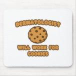 Dermatólogo. Trabajará para las galletas Alfombrilla De Ratón