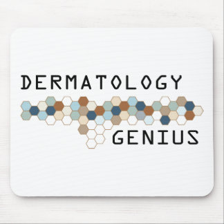 Dermatology Genius Mouse Pad