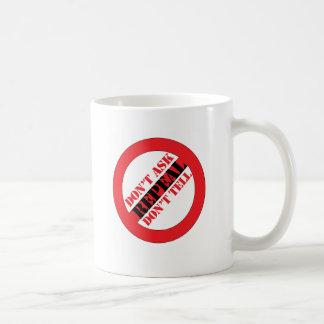 Derogación DADT Tazas De Café