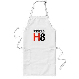 Derogación H8 Delantales