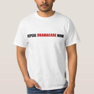 Derogación Obamacare ahora Playera