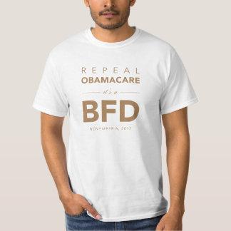 Derogación Obamacare de BFD Polera