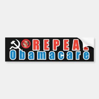 Derogación Obamacare Etiqueta De Parachoque