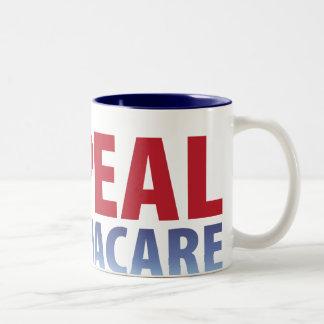 Derogación Obamacare Tazas