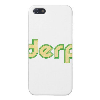 Derp 1 iPhone SE/5/5s cover