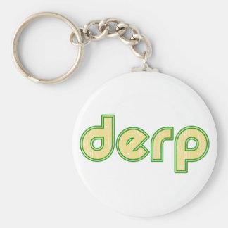Derp 1 keychain