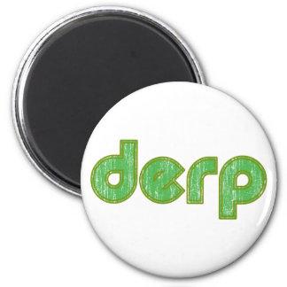 Derp 2 2 inch round magnet