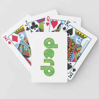 Derp 2 bicycle playing cards
