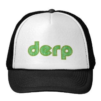 Derp 2 hats