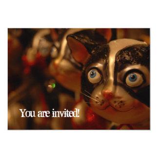 Derp cat personalized invitation