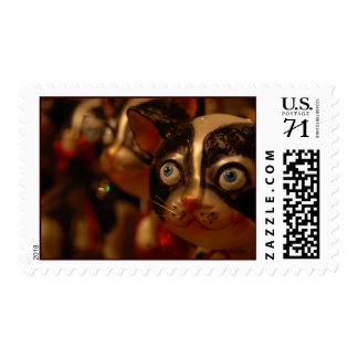 Derp cat postage stamp