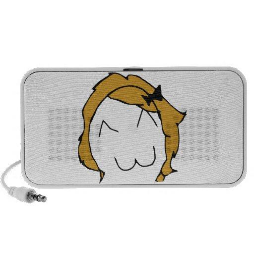 Derpina (Kitteh Smile) - Portable Speaker