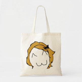 Derpina (Kitteh Smile) - Tote Bag