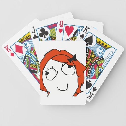Derpina - meme card decks