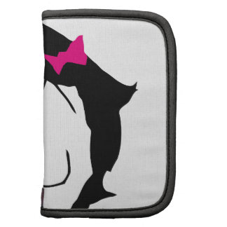 Derpina - pelo negro cinta rosada - meme planificador