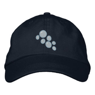 Derpy Bubbles Embroidered Baseball Cap
