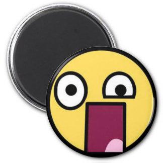 Derpy Circle Magnet