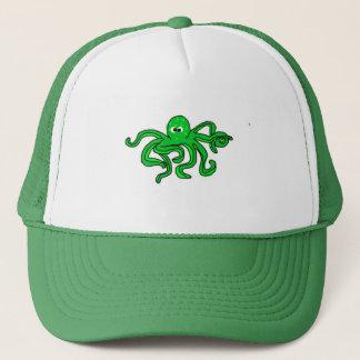 Derpy Octopus Trucker Hat