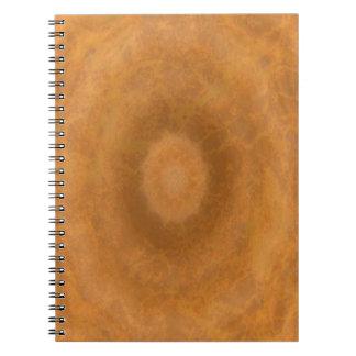 Derramamiento de Júpiter Cuaderno