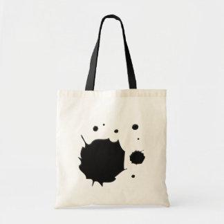 Derramamiento de la tinta bolsas