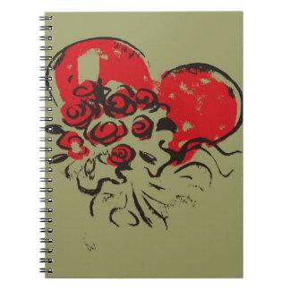 derramamiento del corazón del amor libros de apuntes